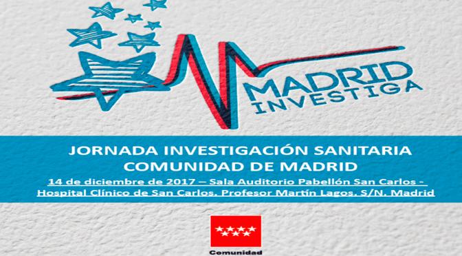 Jornada Investigación Comnunidad de Madrid