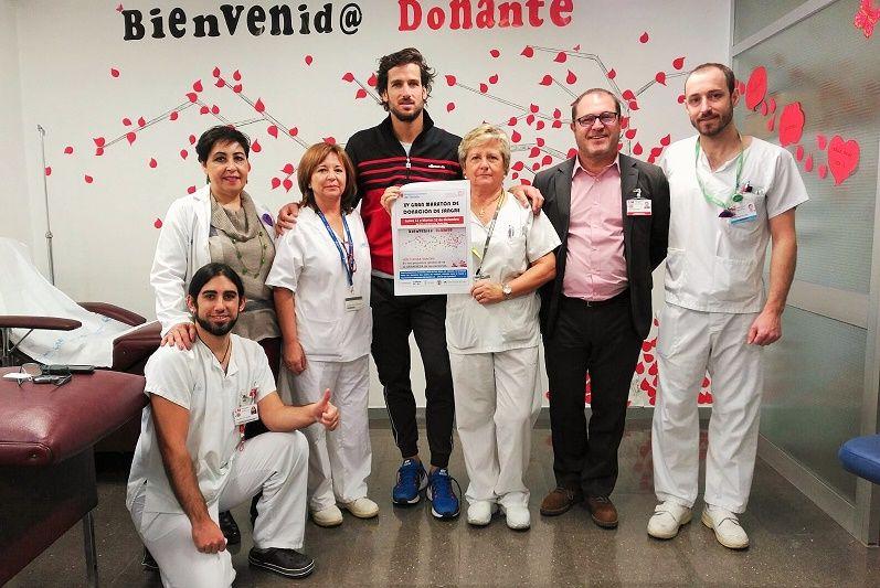 Maratón Dona Sangre Hospital de Getafe