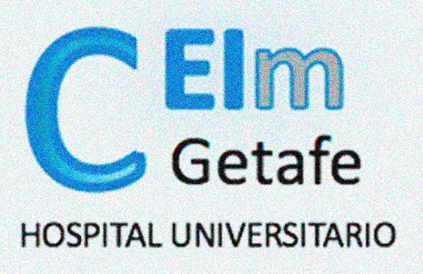 Logo del CEIm del Hospital de Getafe