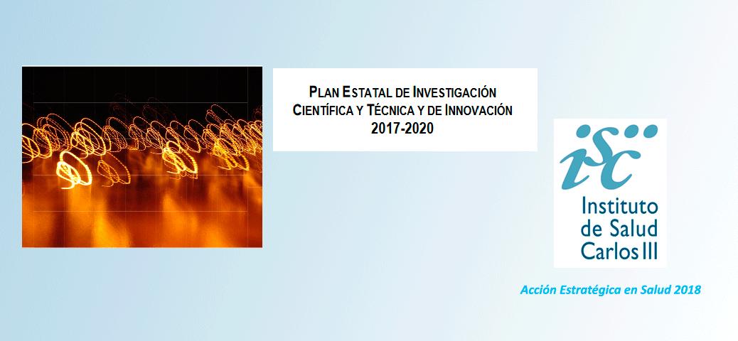 Plan Estatal y Acción Estratéfica en Salud