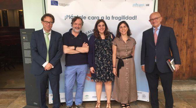 stakeholders meeting in Valencia