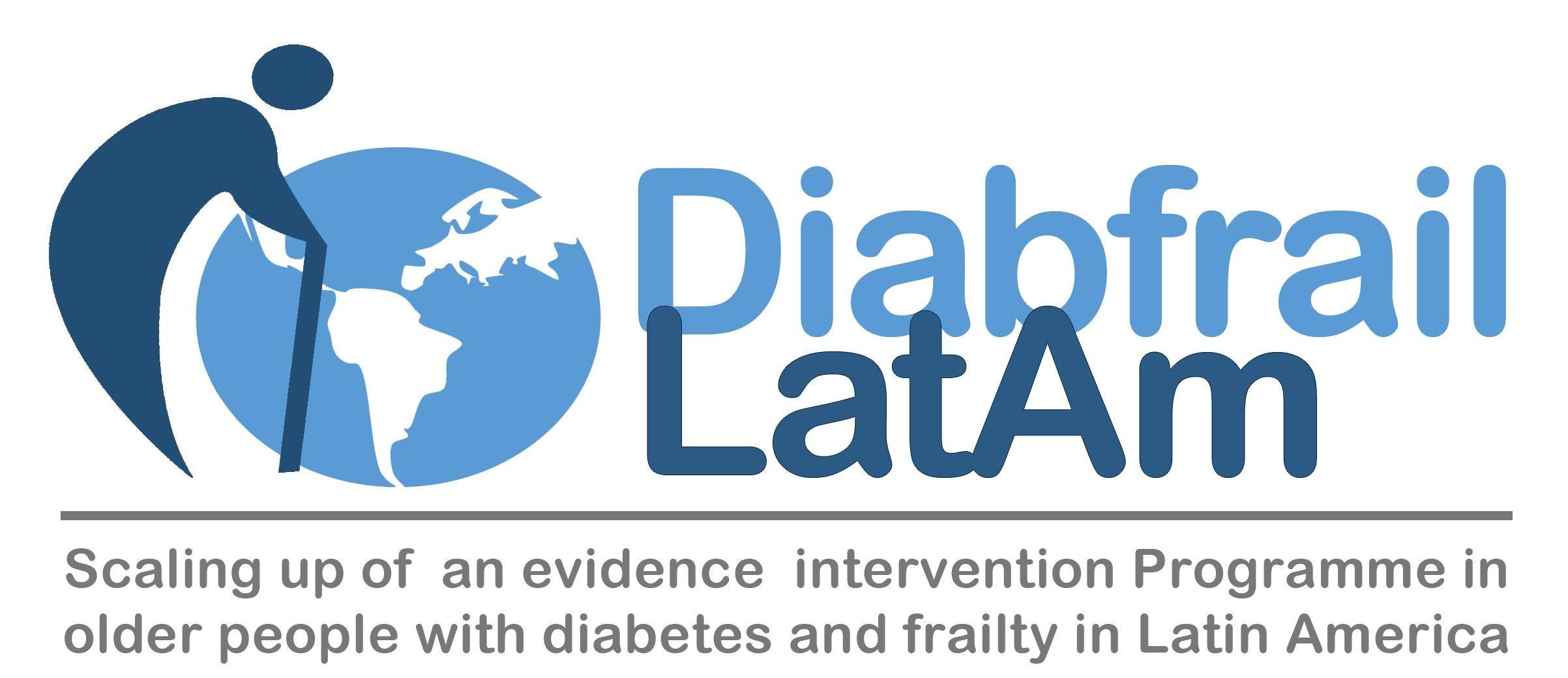 Logo del proyecto Diabfrail LATAM