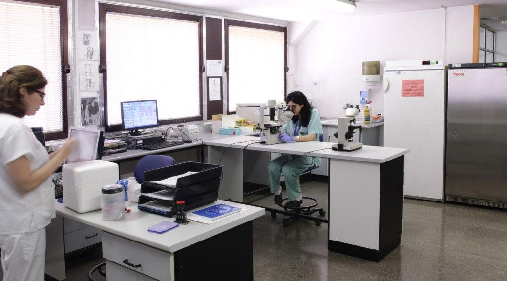 Banco de tejidos del Hospital Universitario de Getafe