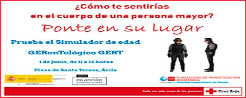 Campaña Cruz Roja Ávila