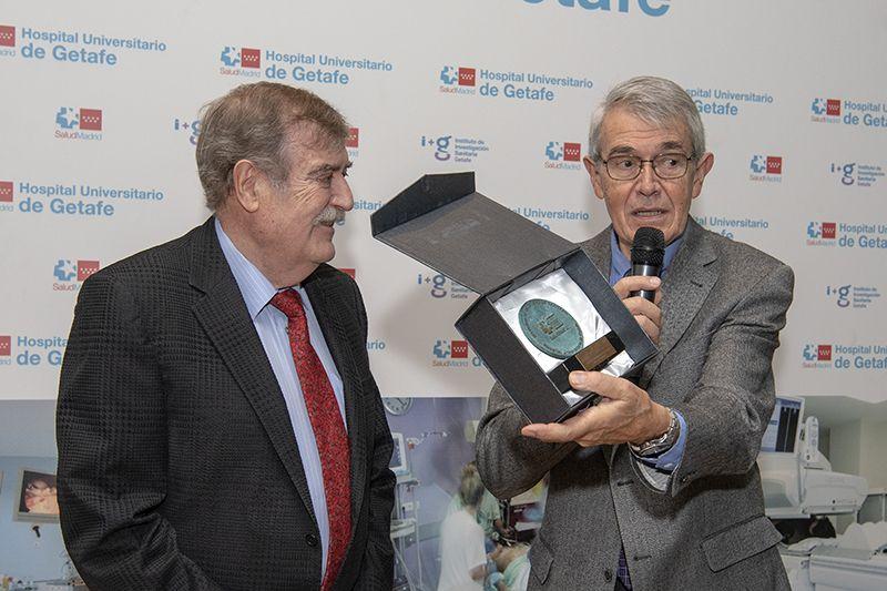Premio trayectoria investigadora