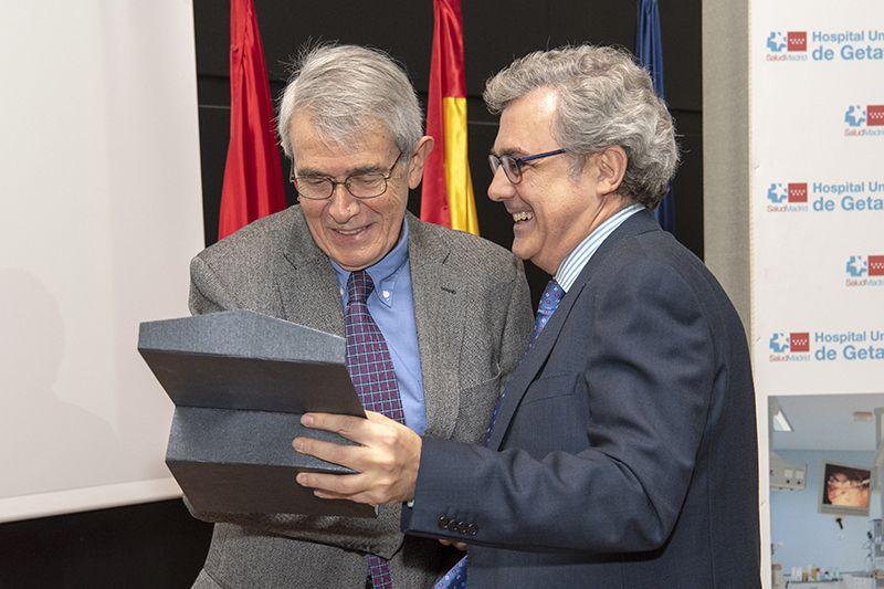 Reconocimiento Dr.García Cosío