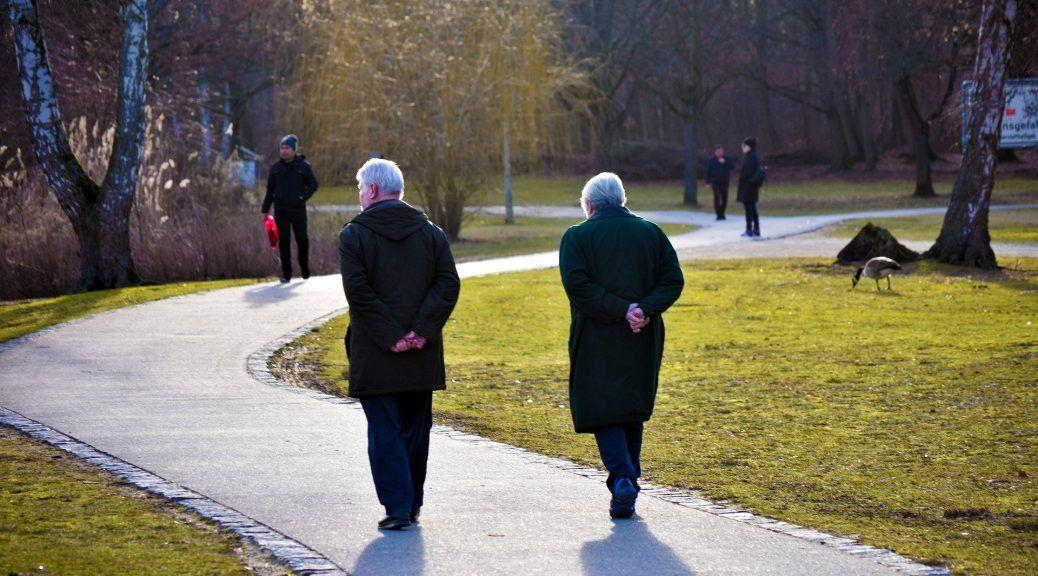 Movilidad personas mayores