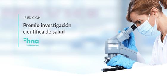 Premio Investigación Científica de Salud Fundación hna
